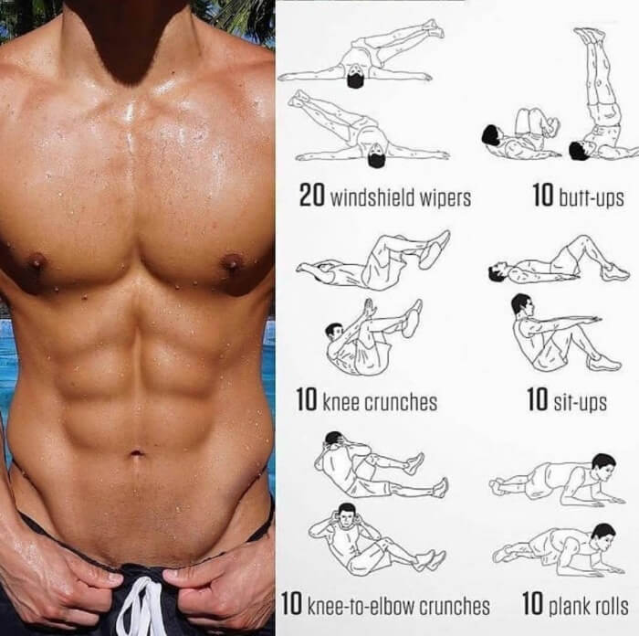 Sexy Sixpack Body Training